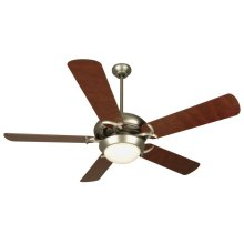 "52"" Ceiling Fan with Blades and Light Kit"