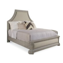 Arch Salvage Bryce Upholstered Queen Bed