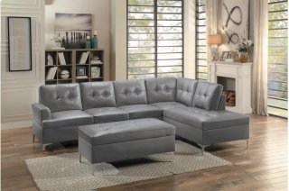 Barrington Grey Sectional