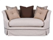 Oatmeal Loveseat Product Image