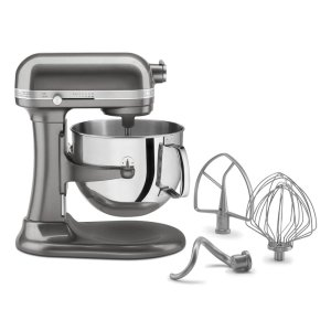 KitchenaidRefurbished 7 Qt Bowl Lift Stand Mixer - Medallion Silver