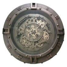 Urban Loft Gears Wall Clock