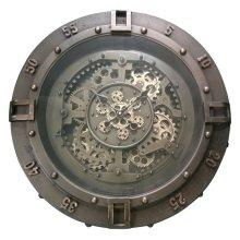 Urban Loft Gears Wall Clock
