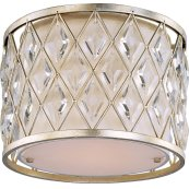 Diamond 1-Light Flush Mount