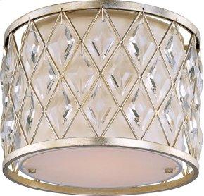 Diamond 1-Light Flush Mount