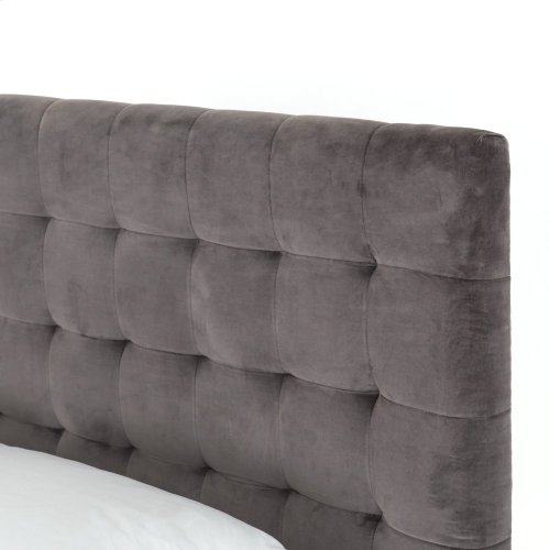 Queen Size Rennie Upholstered Bed