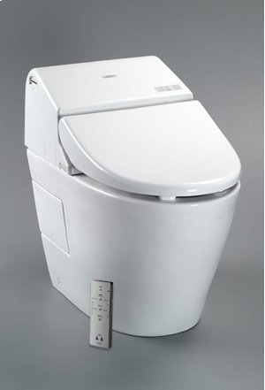 Sedona Beige Washlet® with Integrated Toilet G500 - 1.28GPF / 0.9GPF