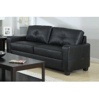 Jasmine Casual Black Sofa Product Image