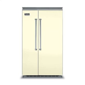 "Viking48"" Side-by-Side Refrigerator/Freezer - VCSB5483 Viking 5 Series"