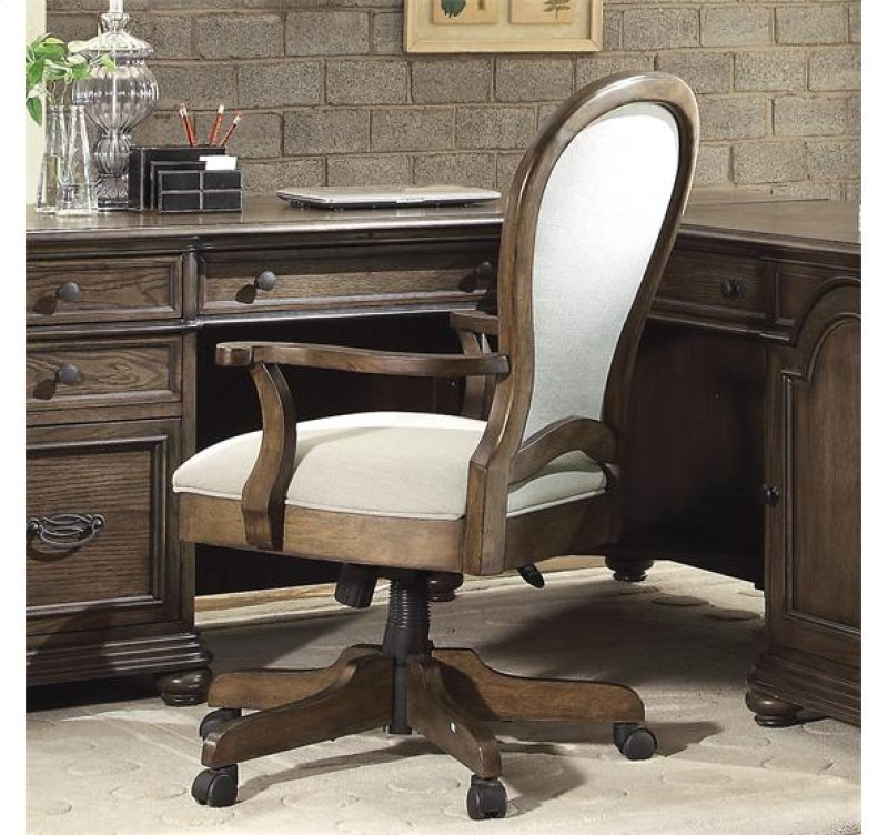 desk painting chair room swivel plans furniture an upholstered dinning throughout
