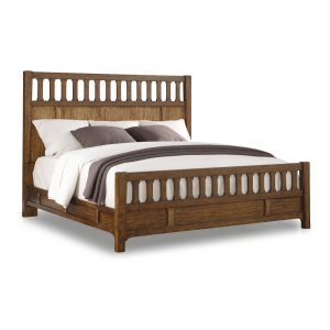 FlexsteelSonora Queen Bed