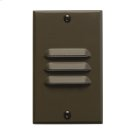 LED Step Light Vertical Louver AZ Product Image