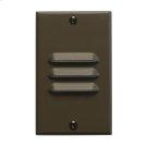 LED Step Light Vertical Louver AZ Product Image