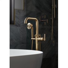 Tempassure® Thermostatic Valve With Integrated 3-function Diverter Trim - Less Handles