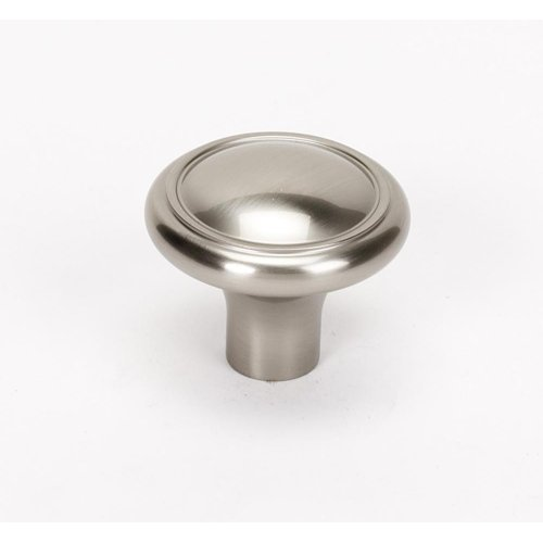 Classic Traditional Knob A1562 - Satin Nickel