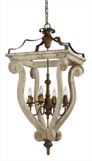 Abbey 4-lt Chandelier Product Image