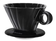 2 Cup Pour Over Cone - Onyx Black Product Image