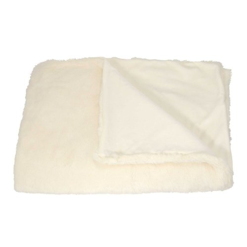 "Throw Sz302 Ivory 50"" X 70"" Throw Blankets"
