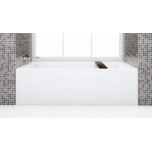BC 12 tub/shower The Cube Collection