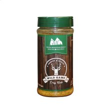 Wild Game Spice Rub