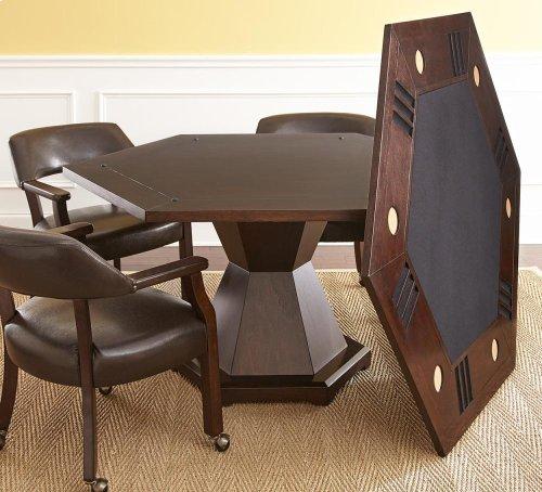 "Morris Game Table Base 30""H"