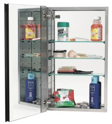 Mirror Cabinet MC20244 - Stainless Steel