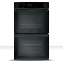 """27"""" Electric Double Wall Oven with IQ-Touch Controls"""