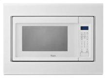 "30"" Microwave Trim Kit - White"