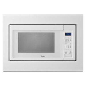 "KITCHENAID30"" Microwave Trim Kit - White"