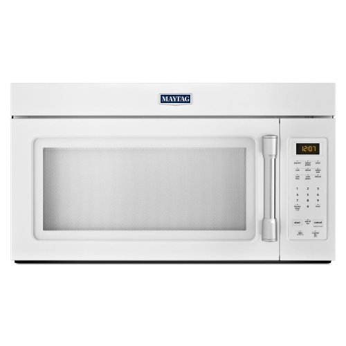 Compact Over The Range Microwave 1 7 Cu Ft