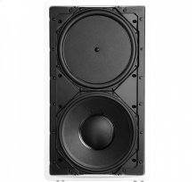 Fully-Enclosed In-Wall Subwoofer