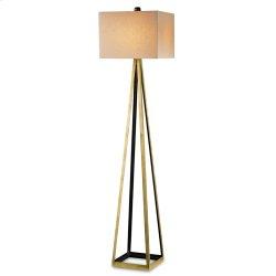 Bel Mondo Gold Floor Lamp