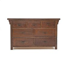 Oak Haven - 7 Drawer Dresser