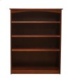 "Home Office 3 Adjustable Shelf Bookcase (37"" wide)"