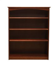 "Home Office 3 Adjustable Shelf Bookcase (37"" wide) Product Image"