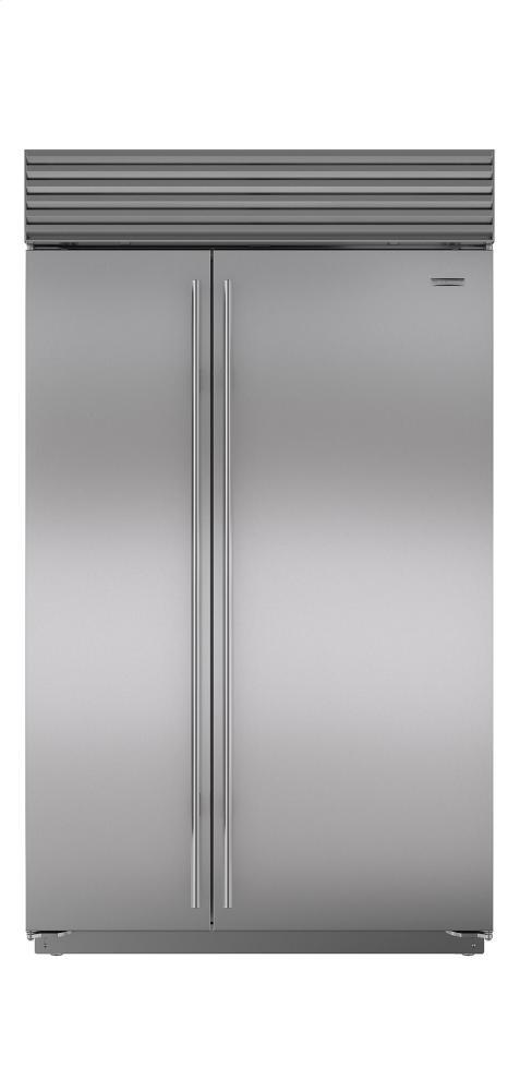 Find Sub Zero Refrigerators In Boston Built In Bi 48s S Ph
