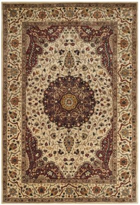 Persian Legend Hand Tufted Large Rectangle Rug