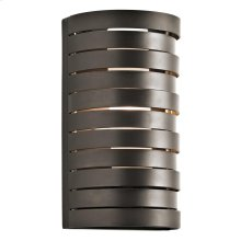 Roswell Collection Roswell 1 Light Halogen Wall Sconce - OZ