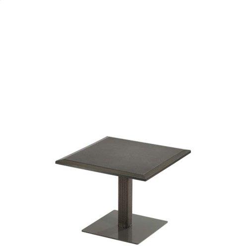 Evo Woven Pedestal Dining Table Base