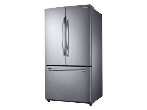 26 cu. ft. French Door Refrigerator with Twin Cooling Plus