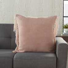 "Life Styles Bx382 Rose 20"" X 20"" Throw Pillows"