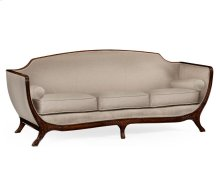 Empire Style Sofa (Painted Grey Weathered/MAZO)