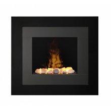Redway Wall-mount Fireplace