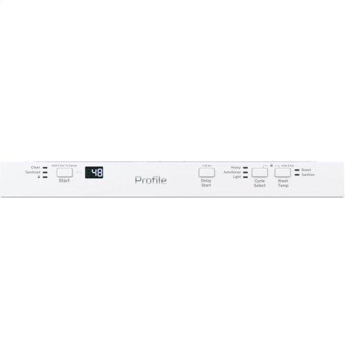 "GE Profile™ 18"" Built-In Dishwasher"