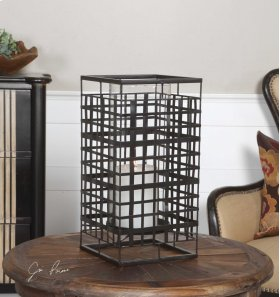 Caged In, Candleholder