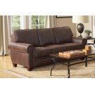 Allingham Traditional Brown Sofa Product Image