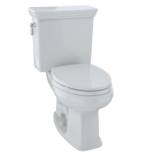 Eco Promenade® Two-Piece Toilet, 1.28 GPF, Elongated Bowl - Colonial White