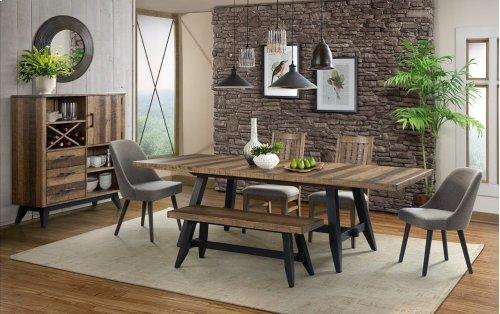 Dining - Urban Rustic Dining Bench