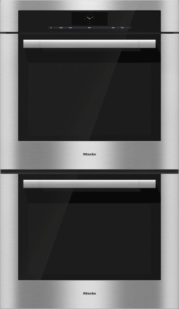 Miele-double-wall-oven-h6780bp2