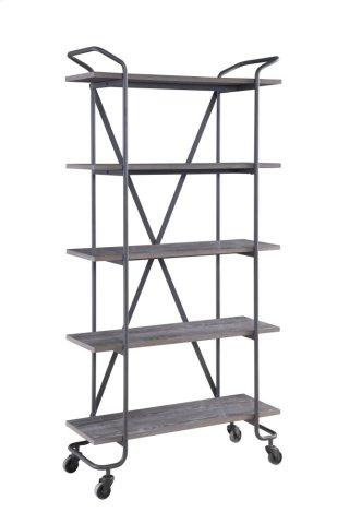 """Quincy Bookshelf 36"""""""